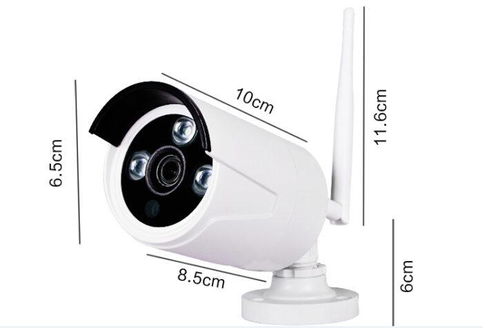 New-plug-play-720P-1080P-VGA-HDMI-4CH-HD-NVR-wifi-KIT-Wireless-nvr-30-50m